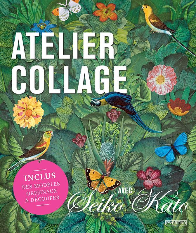 Atelier collage, Seiko Kato